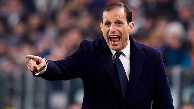 Аллегри встречался с руководством «Реала» и готов возглавить клуб