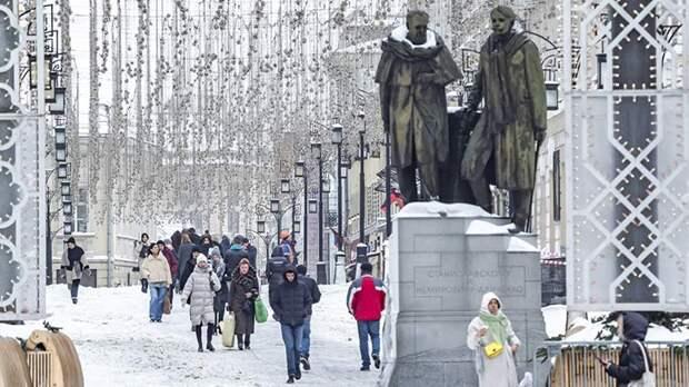 Вильфанд сообщил о скором выпадении снега в Москве