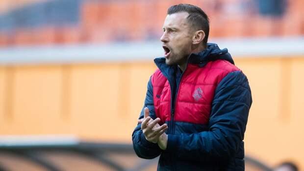 Дивеев: «При Оличе ЦСКА больше контролирует мяч и разворачивает игру, чем при Гончаренко»
