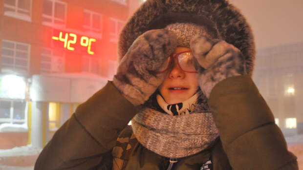 Как не замерзнуть в -50°C? (ФОТО)