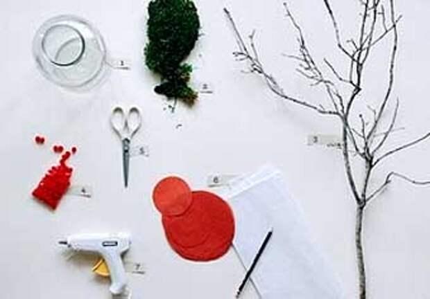 делаем декор из природных материалов для дома