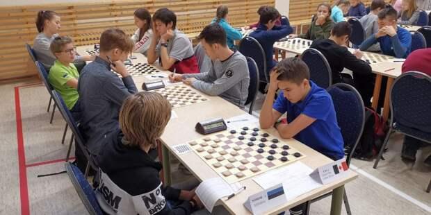 Воспитанники школы шашек из Ижевска стали победителями международного турнира