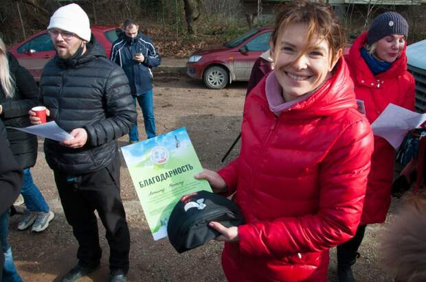 Активисты «Севсвалок» в сотый раз навели порядок в Севастополе