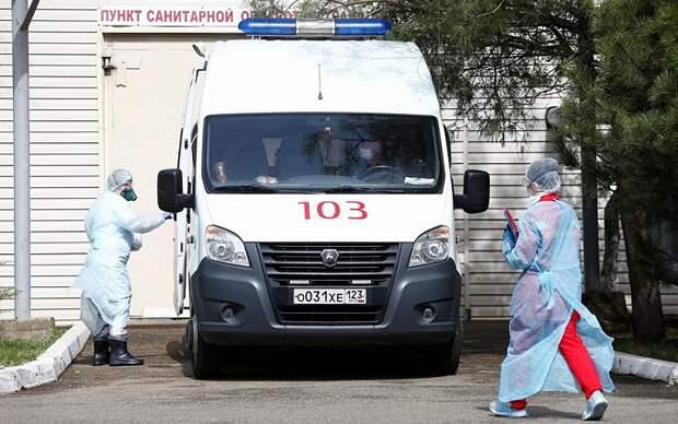 На Кубани выздоровели 84 процента ковид-пациентов
