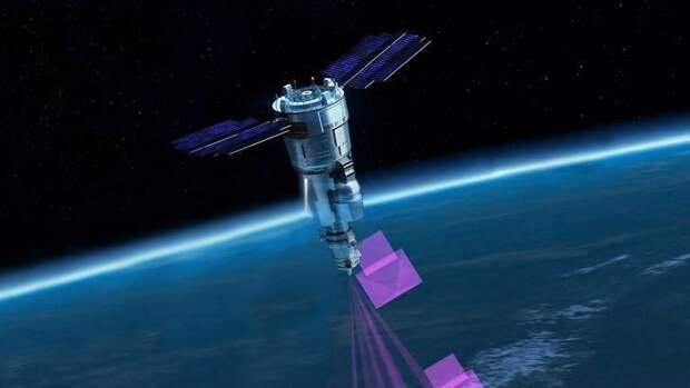 Унифицированные радиолинии для перспективных космических аппаратов России