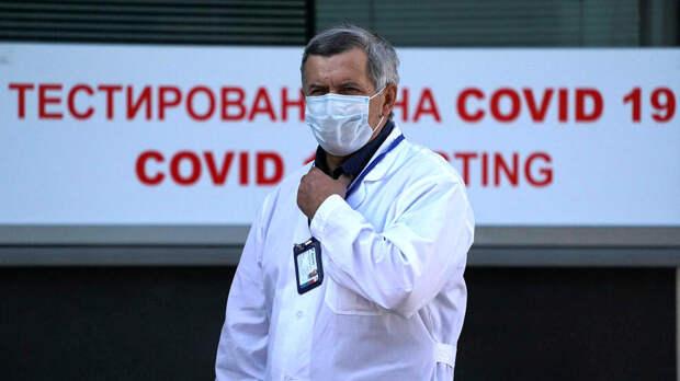 В России за сутки выявлено 13 397 новых случаев коронавируса