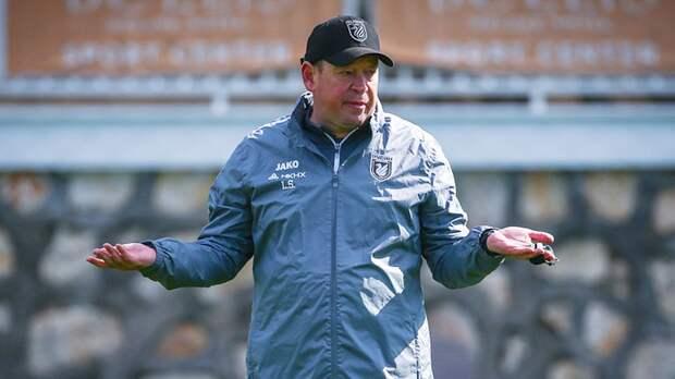 Слуцкий: «Для «Ротора» и «Рубина» это ключевая игра сезона. Отступать некуда»