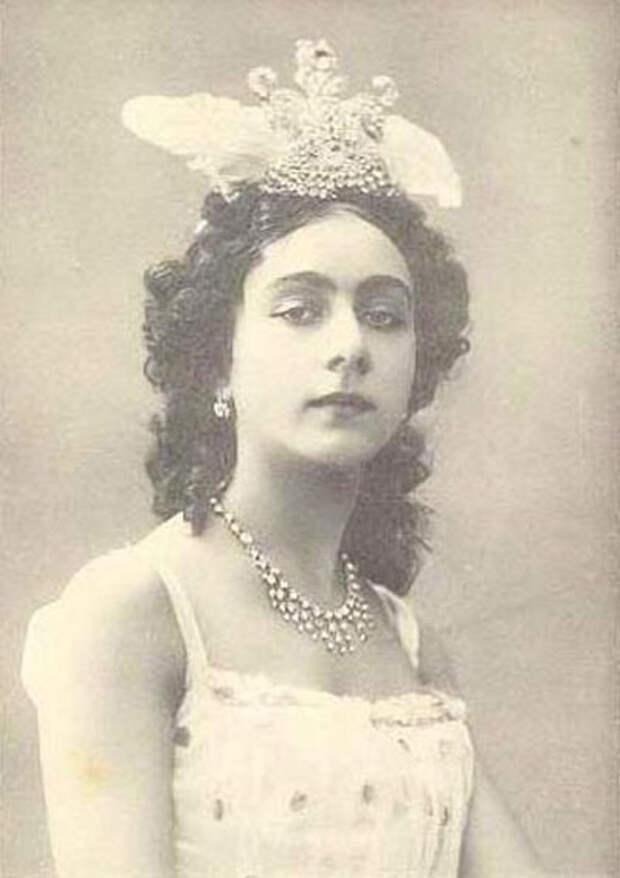 Великие танцоры: Вера Каралли