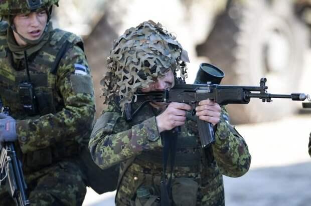 В Эстонии пройдут крупнейшие за 25 лет военные учения США в Европе