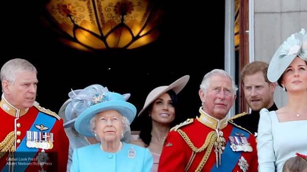 Принц Чарльз может существенно сократить численность королевской семьи