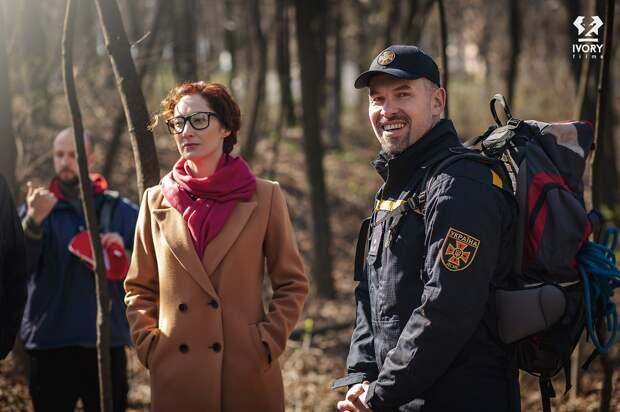 В Киеве стартовали съёмки сериала про спасателей