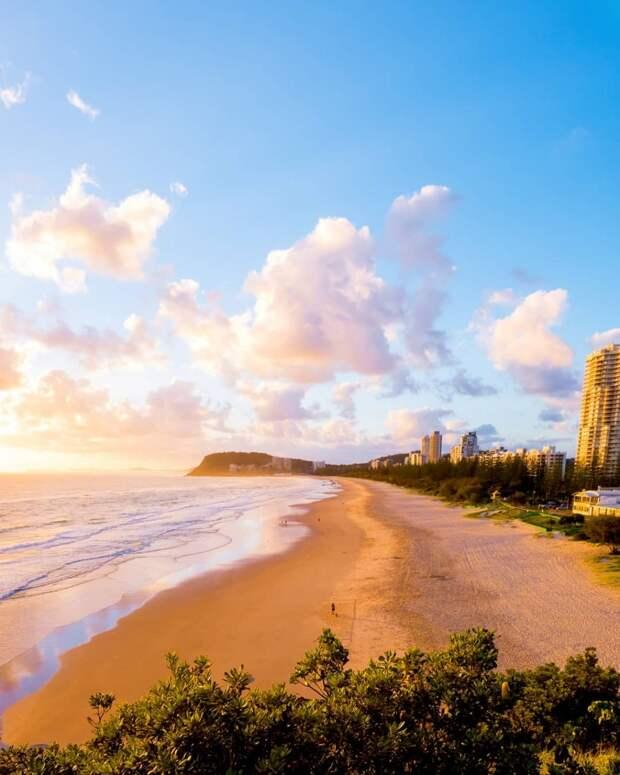 Красивые австралийские пейзажи на снимках Митчелла Петтигрю