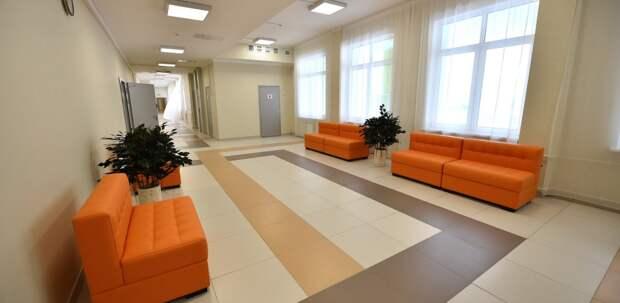 Школа в районе Савёловский получила заключение о соответствии