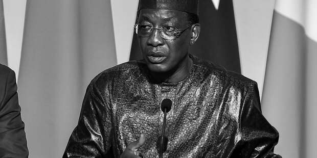 Скончался президент Чада