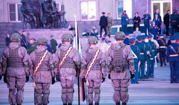 Танки ибеспилотники покажут вэтом году жителям Ставрополя наПараде Победы