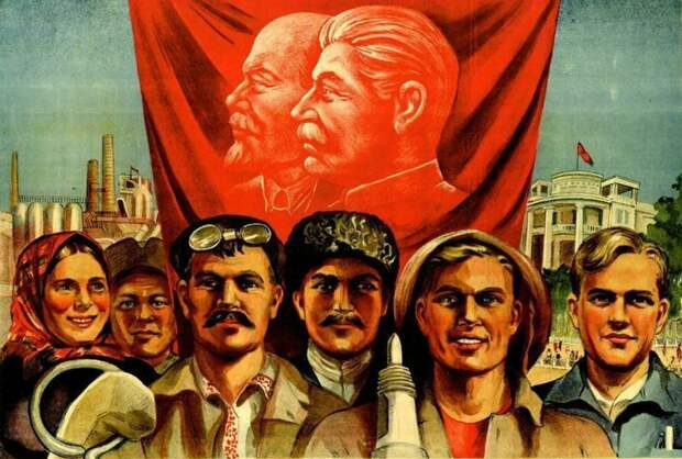 """Кого породил СССР с его """"лучшей в мире системой воспитания и образования"""""""