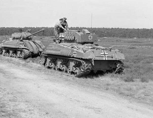 Как снайперу удалось уничтожить несколько немецких танков?