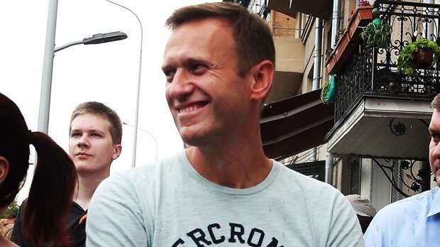 Погоня за новыми спонсорами привела Навального в Нью-Йорк