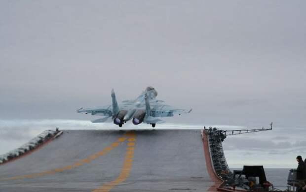 Северный флот России расширит применение авиации вАрктике