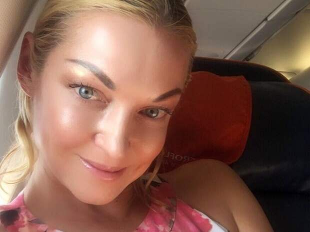 """Волочкова заявила, что Вдовин никогда не избавится от ярлыка """"бывший муж балерины"""""""