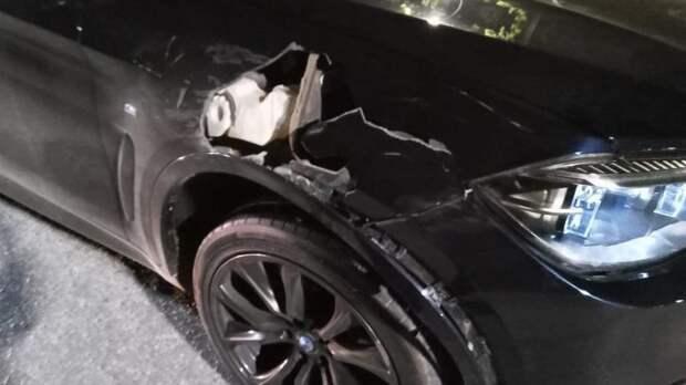 Сын депутата в Башкирии на BMW сбил подростка
