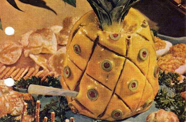 Безумные блюда, которые были популярны в прошлом