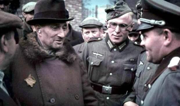 Какая жизнь была в оккупированной Гитлером Европе