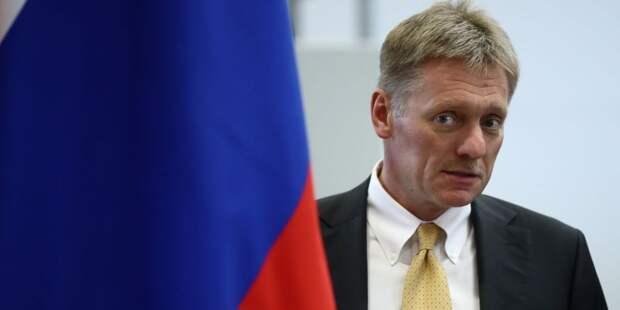 Песков оценил возможность обмена послами с Украиной