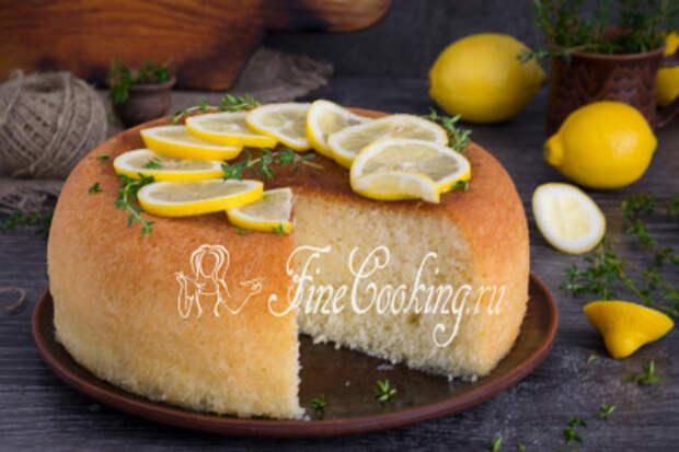 Кстати, за неимением мультиварки можно приготовить лимонный пирог и в духовке