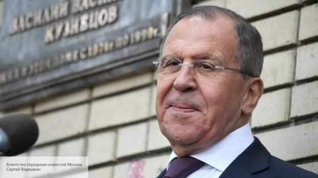 В России предсказали исход беседы Блинкена и Лаврова по «Северному потоку – 2»