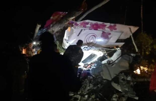 В Прибайкалье 15 сентября объявят траур по жертвам крушения самолёта