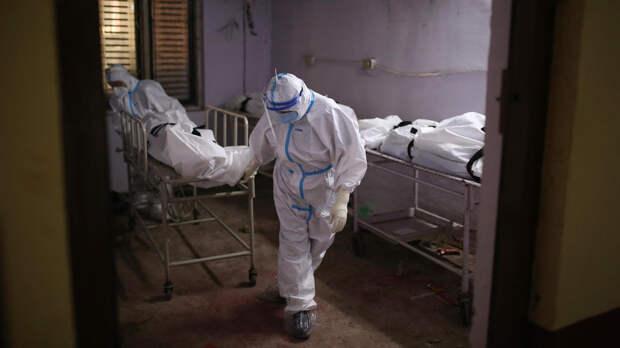 Число заболевших COVID-19 в мире превысило 160 миллионов