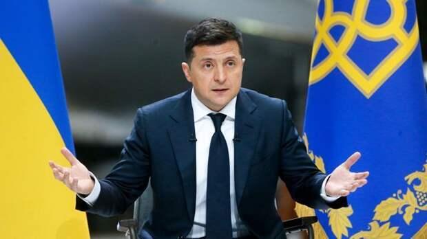 Еврей Зеленский видит угрозу в союзе русских Белоруссии и России