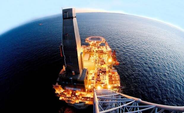 Газпром шельф добыча