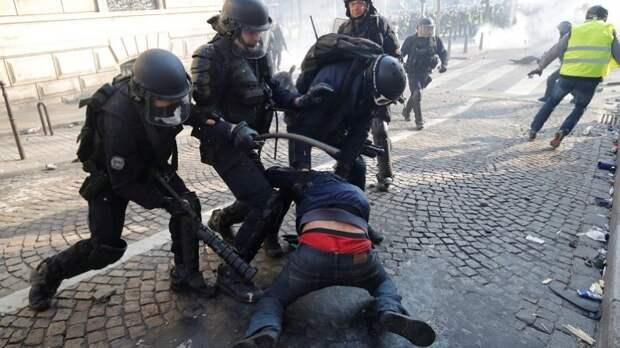 Москва объяснила Парижу права человека
