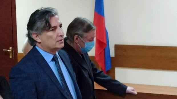 Бывшего адвоката Михаила Ефремова вновь вызвали в суд