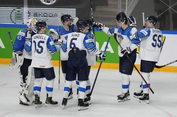 Сборная Швейцарии выиграла матч с британцами на ЧМ по хоккею