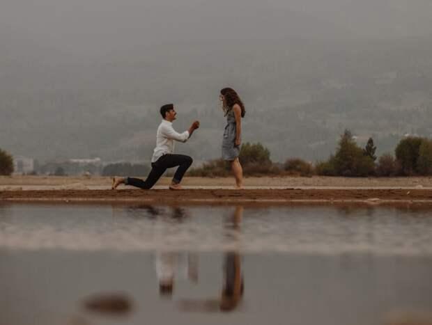 «Ты выйдешь за меня?». 5 нетипичных мест для того, чтобы задать самый главный вопрос