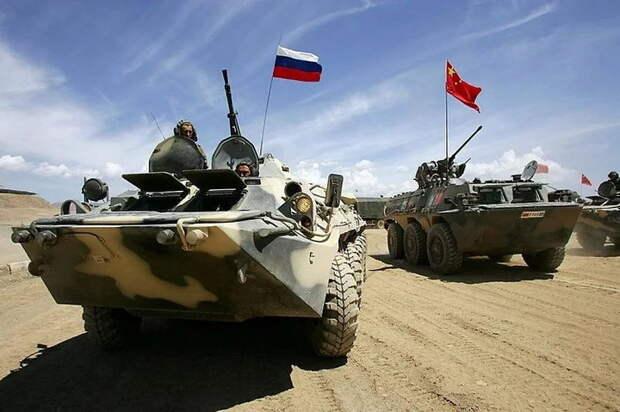 Россия и Китай провели первое военное учение для влияния на Афганистан – китайский эксперт