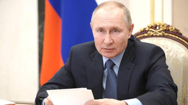 Путин оценил роль Швейцарии в посредничестве при разрешении споров