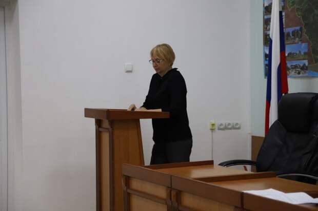 Екатерина Гридасова проинформировала об итогах социально-экономического развития Бахчисарайского района Республики Крым за 2020 год в планируемых показателях 2021 года