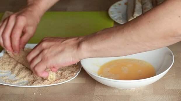 СФОРМИРОВАТЬ ПАЛОЧКИ IrinaCooking, видео рецепт, еда, закуска, кулинария, рецепт, сыр, сырнуе палочки