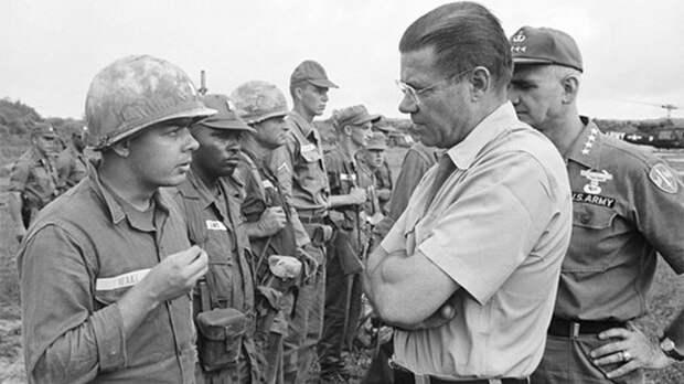 Почему провалился «Проект Макнамары» поотправке воВьетнам солдат снизкимIQ