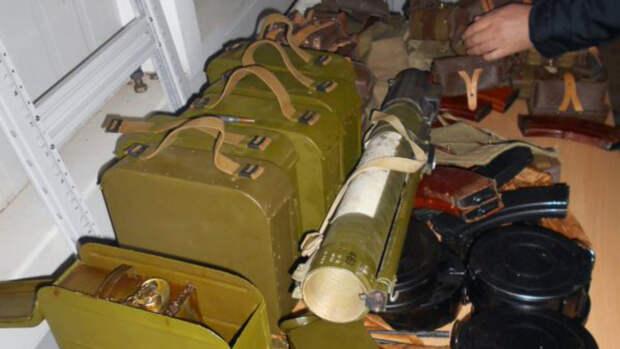 Боеприпасы к пулемету «Максим»» хотел привезти ростовчанин из Украины