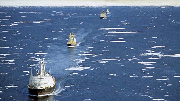 Океан раздора: Северный морской путь расколол НАТО