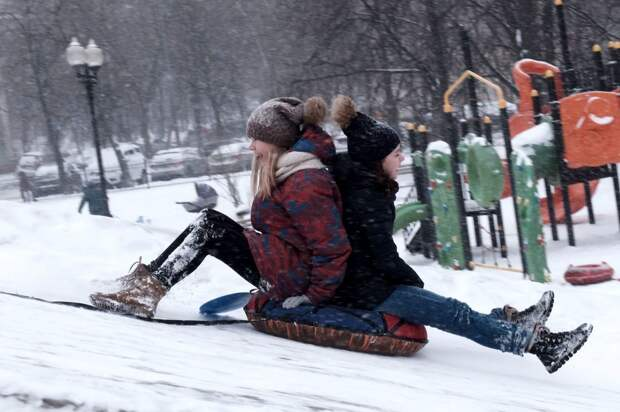 Как уберечь ребёнка от травматизма в зимний период?