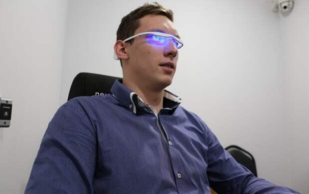 В России создадут очки для борьбы с бессонницей