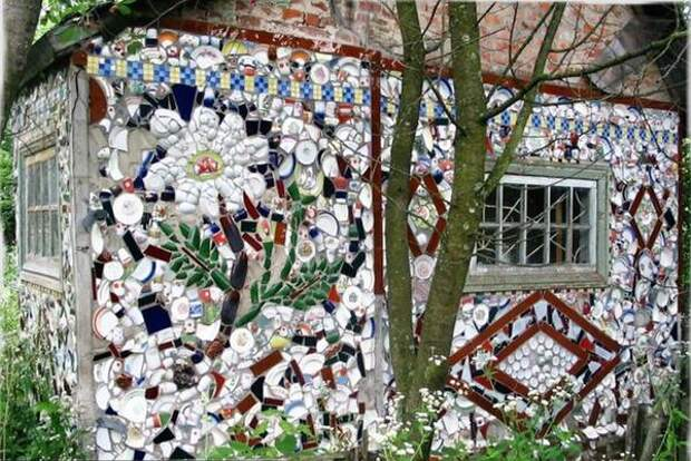 Старый домик в Конотопе. Фото с сайта mosaic-hobby.blogspot.ru
