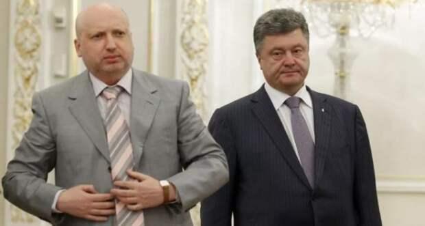 Порошенко готов стать премьер-министром Украины— Турчинов