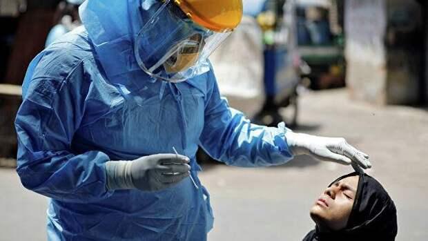 В России впервые обнаружили индийский штамм коронавируса